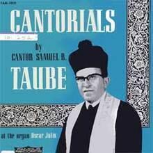 Cantorials