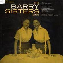 The Barry Sisters Sing