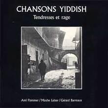 Chansons In Yiddish