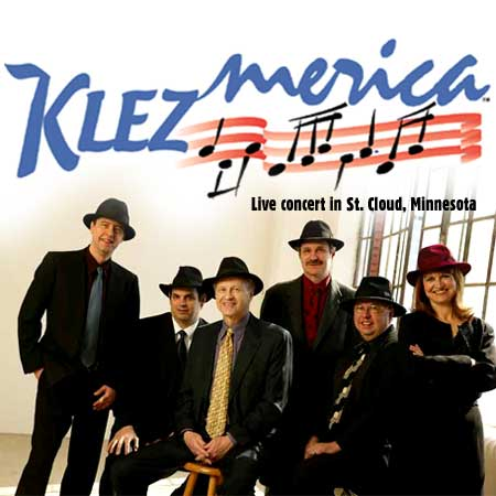 Live From Klezmerica!