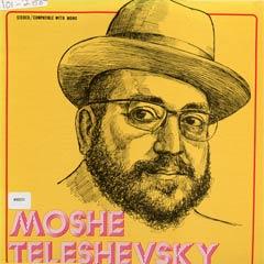 Cantor Moshe Teleshevsky